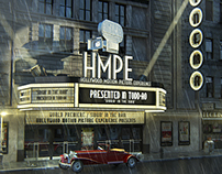 1940's New York (HMPE Logo)