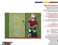 Golf Tournament Fund Raiser