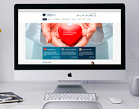 Sitio web - Instituto Cardiovascular de Puebla