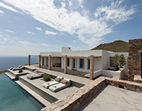 Residence in Syros I