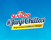 F&N Season #JanjiChillax Microsite