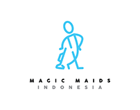 Magic Maids Indonesia - Rebranding