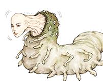 some strange creatures