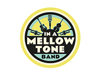 Logo for 'In A Mellow Tone' Swing Band