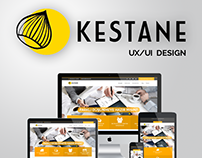 Kestane Danışmanlık Web Site Ve Arayüz Tasarımı