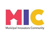 MIC - Municipal Innovators Community Branding
