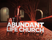 Abundant Life Church Videos