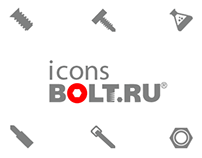 Create icons for the site bolt.ru