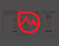 Diathlete.com Branding