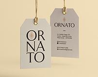 Ornato | Brand Identity