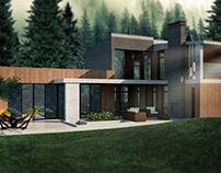 Pine Tree Villa, Oregon