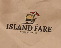 Island Fare - Logo Design