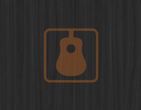Guitar Guide mobile app