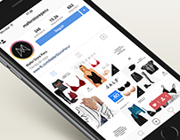 MAFER STORE - Redes Sociales