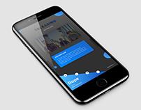 Movie Trailer - App Design