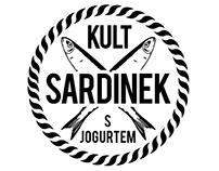 Kult sardinek s jogurtem