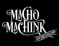 Macho Machink Tattoo Gallery