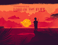 Lord of the flies webcampaign