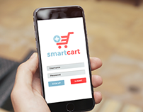 Smartcart Retail App Prototype