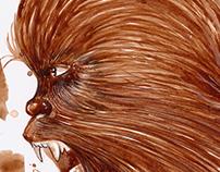 Chewbacca roar