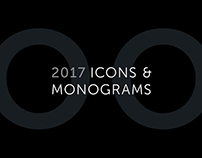 Icons & Monograms - 2017