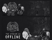 CheersBro Twitch Package