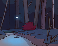 Background art for animated project