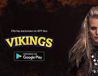 Campanha Vikings