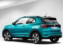 Volkswagen T-Cross 3 Door