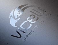 Logo Vicelli Serviços Gerais