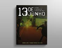 Book: 13 de Junho - Histórias de uma noite de Guerra