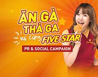 CP FiveStar Campaign 2015