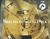 HAZ DEL FUTURO TU ÉPOCA/ Plata en La Lluna 2018.