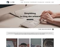 Simpléblog, le blog des artisans