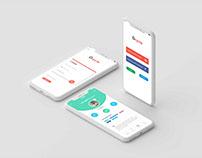 Mobile App Concept.
