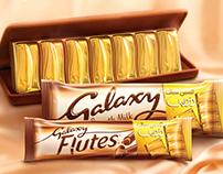 Galaxy Gold Key Visual