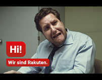 Rakuten | Launch Campaign | Films