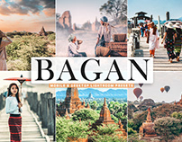 Free Bagan Mobile & Desktop Lightroom Presets