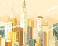 New York Morning