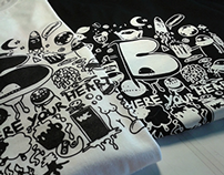 "T-Shirt ""Bombar"" '14"