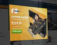 Sapphire Radeon Discount Rebate for Newegg
