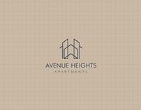 AVENUE HEIGHTS - BRANDING