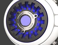 Robot Eye Replacement Study