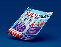Flyer - Municipalidad SJL - SGECDJ