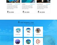 TOUR- Webpage Design