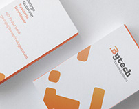 Bytech Technology Rebranding & UI/UX Design