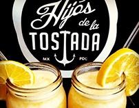 Hijos de la Tostada, PDC. MX.