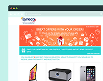 Lyreco Great Offers Page