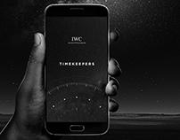 IWC Relógios Luxo   Timekeepers App