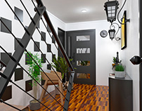 House Entrance Interior Design